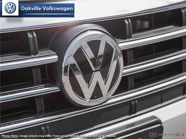 2019 Volkswagen Jetta 1.4 TSI Execline (Stk: 20977) in Oakville - Image 9 of 23