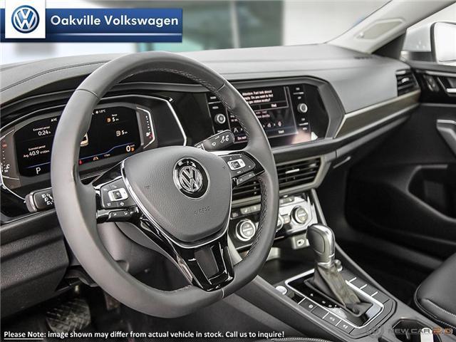 2019 Volkswagen Jetta 1.4 TSI Execline (Stk: 20977) in Oakville - Image 12 of 23