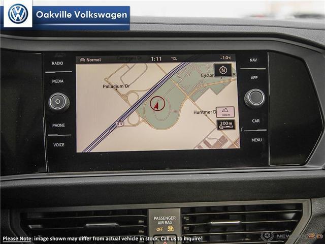 2019 Volkswagen Jetta 1.4 TSI Execline (Stk: 20977) in Oakville - Image 18 of 23