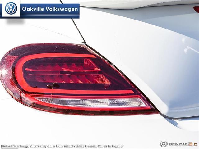 2018 Volkswagen Beetle 2.0 TSI Trendline (Stk: 21000) in Oakville - Image 11 of 23
