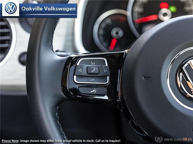 2018 Volkswagen Beetle 2.0 TSI Trendline (Stk: 21000) in Oakville - Image 15 of 23