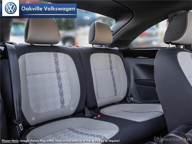 2018 Volkswagen Beetle 2.0 TSI Trendline (Stk: 21000) in Oakville - Image 21 of 23
