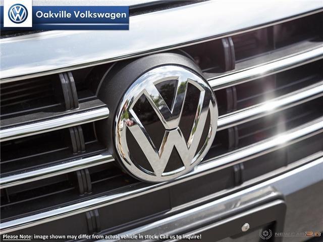 2019 Volkswagen Jetta 1.4 TSI Highline (Stk: 21050) in Oakville - Image 9 of 23