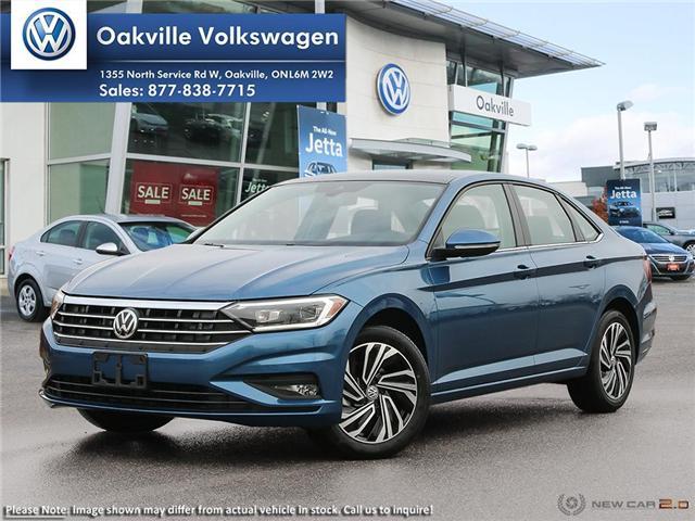2019 Volkswagen Jetta 1.4 TSI Execline (Stk: 21135) in Oakville - Image 1 of 23