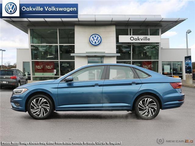 2019 Volkswagen Jetta 1.4 TSI Execline (Stk: 21135) in Oakville - Image 3 of 23