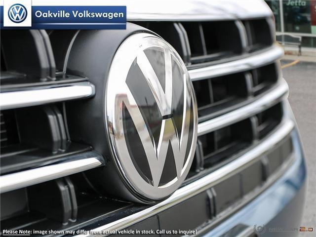 2019 Volkswagen Jetta 1.4 TSI Execline (Stk: 21135) in Oakville - Image 9 of 23