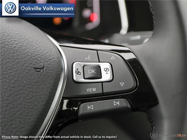 2019 Volkswagen Jetta 1.4 TSI Execline (Stk: 21135) in Oakville - Image 15 of 23