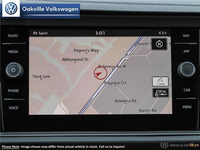 2019 Volkswagen Jetta 1.4 TSI Execline (Stk: 21135) in Oakville - Image 18 of 23