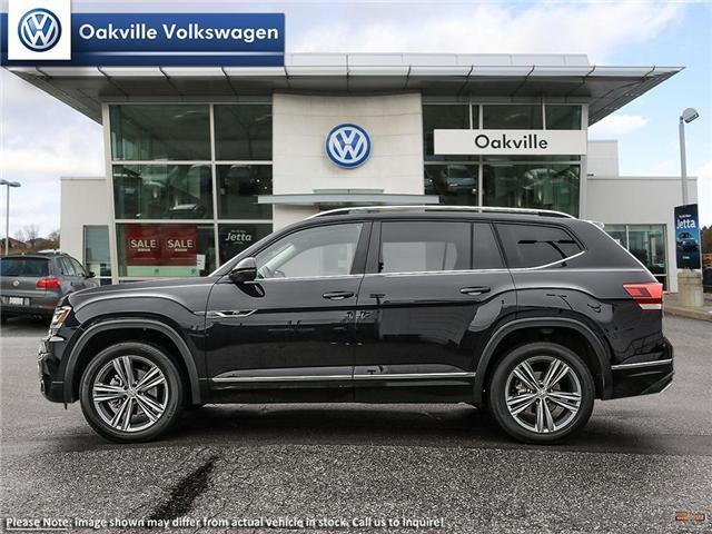 2019 Volkswagen Atlas 3.6 FSI Highline (Stk: 21193) in Oakville - Image 3 of 23