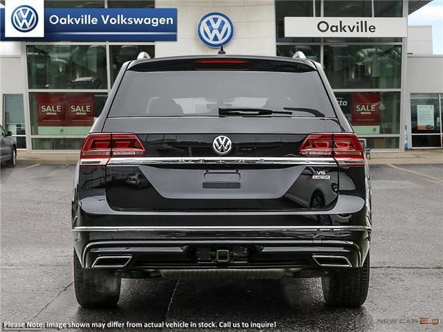 2019 Volkswagen Atlas 3.6 FSI Highline (Stk: 21193) in Oakville - Image 5 of 23