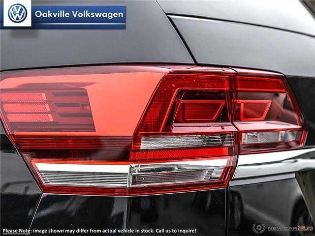 2019 Volkswagen Atlas 3.6 FSI Highline (Stk: 21193) in Oakville - Image 11 of 23