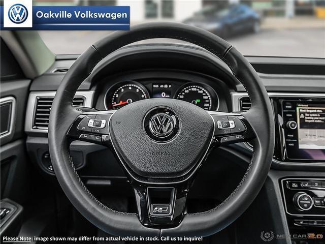 2019 Volkswagen Atlas 3.6 FSI Highline (Stk: 21193) in Oakville - Image 13 of 23