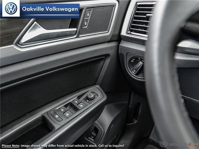 2019 Volkswagen Atlas 3.6 FSI Highline (Stk: 21193) in Oakville - Image 16 of 23