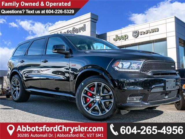 2019 Dodge Durango SRT (Stk: K685350) in Abbotsford - Image 1 of 26