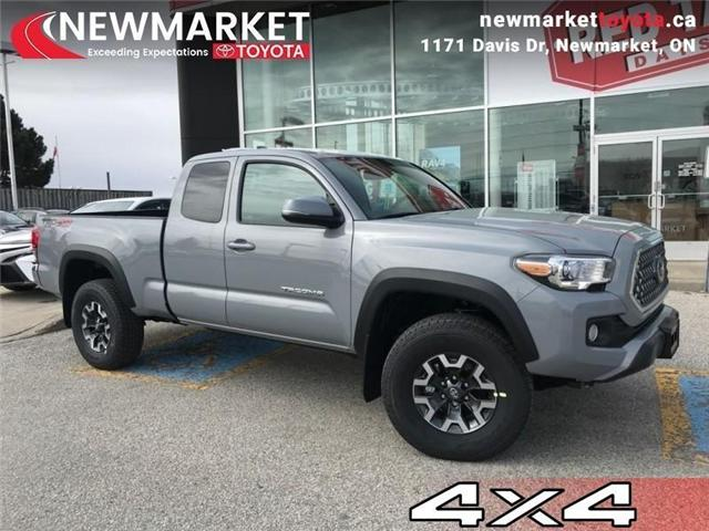 2019 Toyota Tacoma SR5 (Stk: 34157) in Newmarket - Image 1 of 18