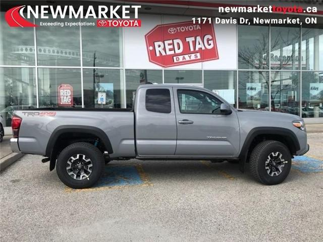 2019 Toyota Tacoma SR5 (Stk: 34157) in Newmarket - Image 2 of 18