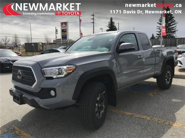 2019 Toyota Tacoma SR5 (Stk: 34157) in Newmarket - Image 7 of 18