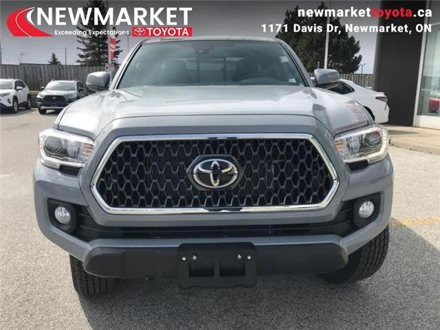 2019 Toyota Tacoma SR5 (Stk: 34157) in Newmarket - Image 8 of 18