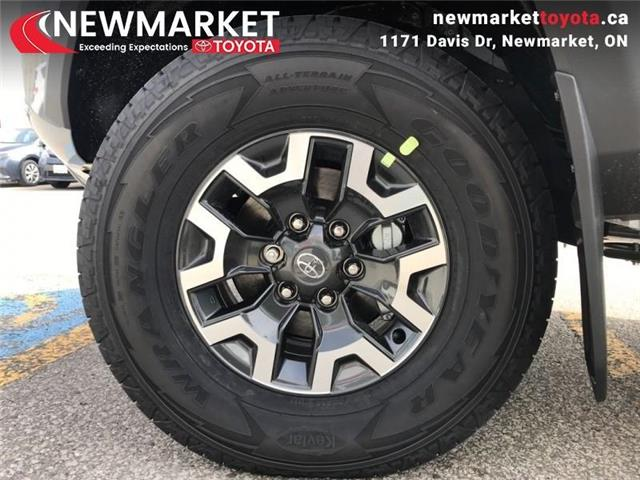 2019 Toyota Tacoma SR5 (Stk: 34157) in Newmarket - Image 10 of 18