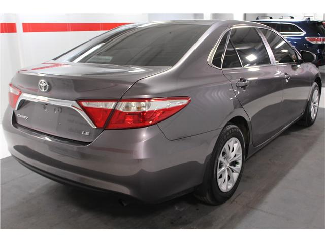 2016 Toyota Camry LE (Stk: 297888S) in Markham - Image 23 of 24