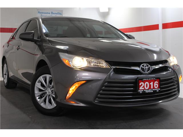 2016 Toyota Camry LE (Stk: 297888S) in Markham - Image 1 of 24