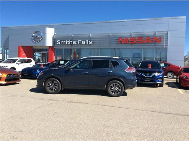 2016 Nissan Rogue SL Premium (Stk: 19-132A) in Smiths Falls - Image 1 of 13