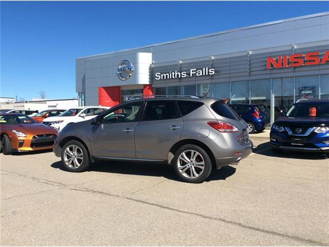 2012 Nissan Murano LE (Stk: 19-145A) in Smiths Falls - Image 3 of 13