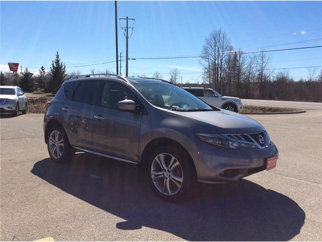 2012 Nissan Murano LE (Stk: 19-145A) in Smiths Falls - Image 4 of 13