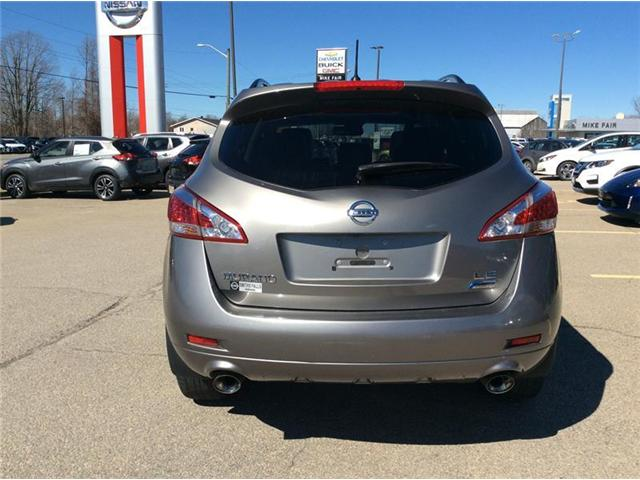 2012 Nissan Murano LE (Stk: 19-145A) in Smiths Falls - Image 5 of 13
