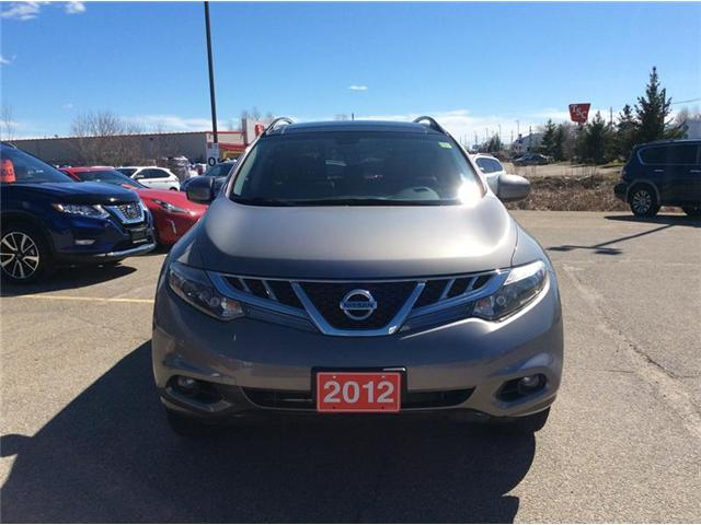 2012 Nissan Murano LE (Stk: 19-145A) in Smiths Falls - Image 8 of 13
