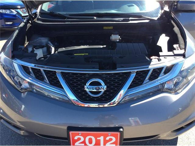 2012 Nissan Murano LE (Stk: 19-145A) in Smiths Falls - Image 13 of 13
