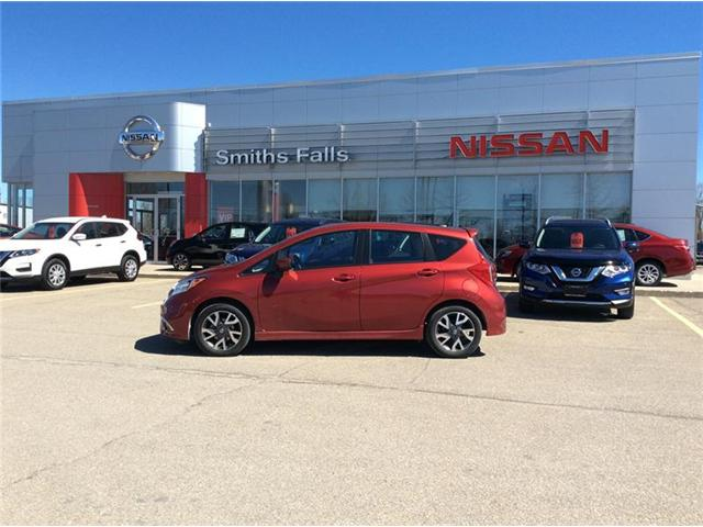 2016 Nissan Versa Note 1.6 SR (Stk: 19-155A) in Smiths Falls - Image 1 of 13