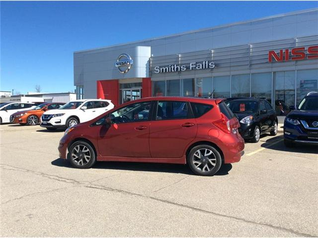 2016 Nissan Versa Note 1.6 SR (Stk: 19-155A) in Smiths Falls - Image 3 of 13