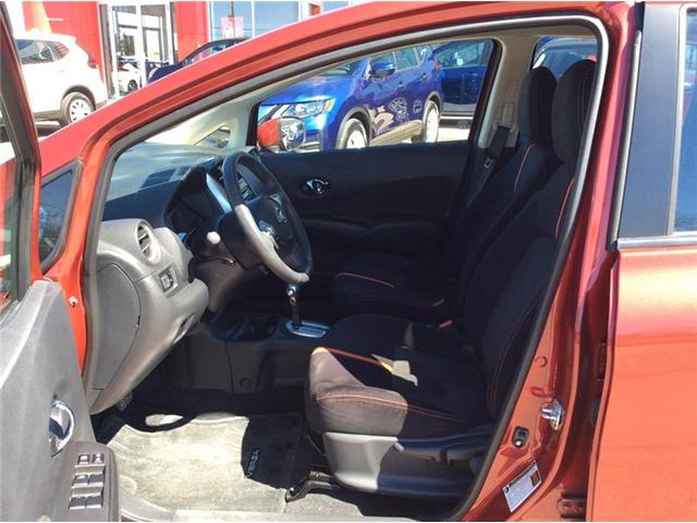 2016 Nissan Versa Note 1.6 SR (Stk: 19-155A) in Smiths Falls - Image 4 of 13
