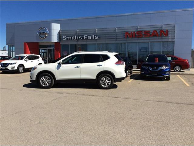 2016 Nissan Rogue SV (Stk: 19-162A) in Smiths Falls - Image 1 of 13