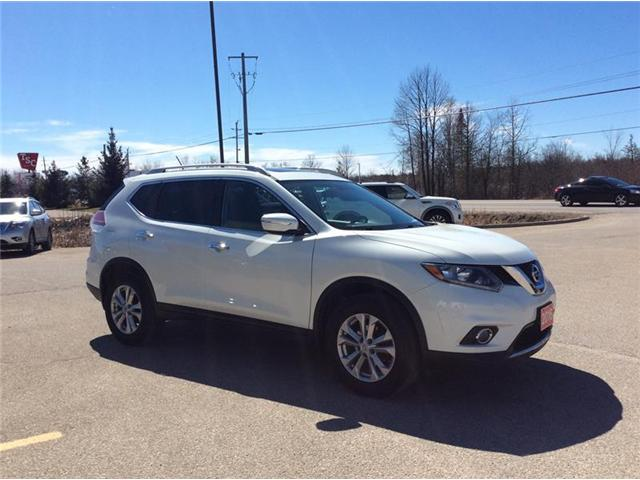 2016 Nissan Rogue SV (Stk: 19-162A) in Smiths Falls - Image 6 of 13