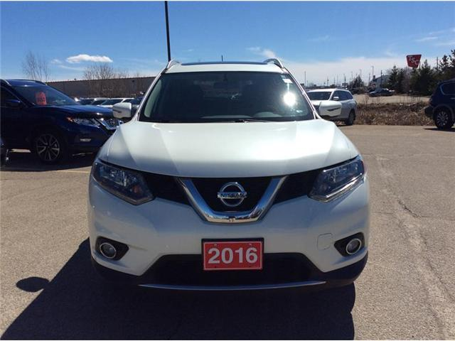 2016 Nissan Rogue SV (Stk: 19-162A) in Smiths Falls - Image 7 of 13
