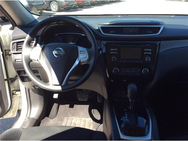 2016 Nissan Rogue SV (Stk: 19-162A) in Smiths Falls - Image 11 of 13