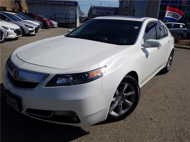 2013 Acura TL Base (Stk: 38483A) in Mississauga - Image 1 of 18