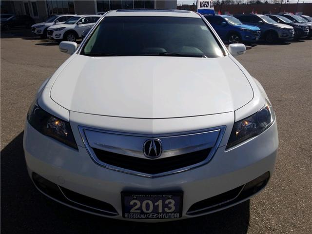 2013 Acura TL Base (Stk: 38483A) in Mississauga - Image 2 of 18