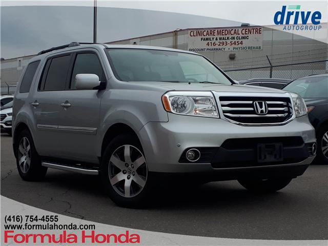 2015 Honda Pilot Touring (Stk: 19-1249A) in Scarborough - Image 1 of 34