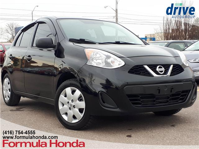 2015 Nissan Micra S (Stk: 19-1280A) in Scarborough - Image 1 of 19