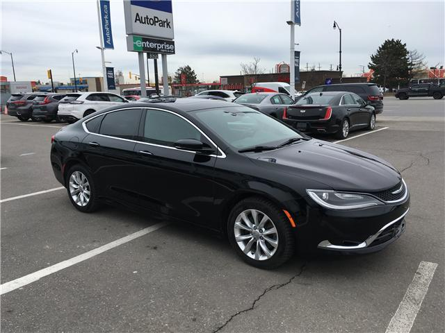 2015 Chrysler 200 C (Stk: 15-15929) in Brampton - Image 2 of 26