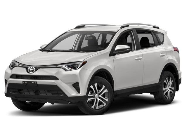 2017 Toyota RAV4 LE (Stk: 190886A) in Edmonton - Image 1 of 9