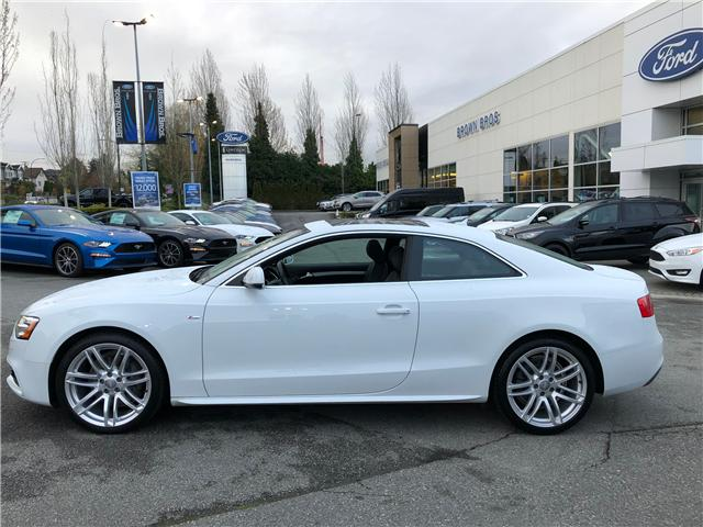 2015 Audi A5 2.0T Technik (Stk: 186855A) in Vancouver - Image 2 of 22