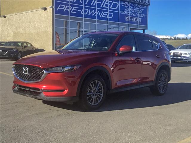 2018 Mazda CX-5 GS (Stk: K7796) in Calgary - Image 1 of 22