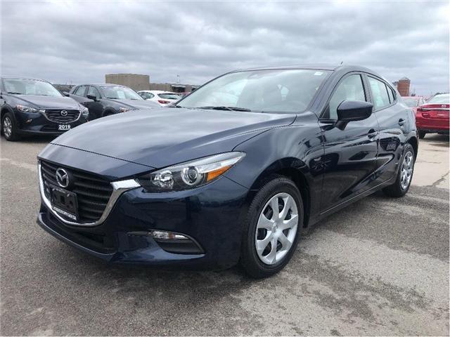 2018 Mazda Mazda3 GX (Stk: SN1070) in Hamilton - Image 1 of 13