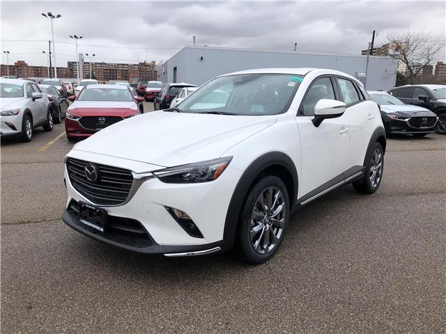 2019 Mazda CX-3 GT (Stk: SN1278) in Hamilton - Image 1 of 15