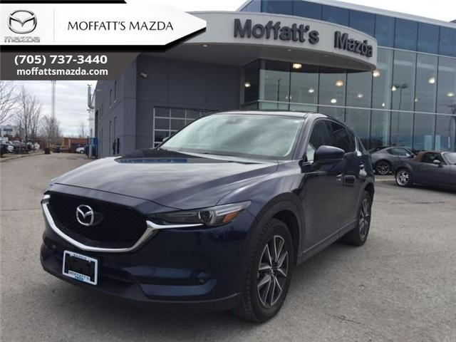 2018 Mazda CX-5 GT (Stk: 27423) in Barrie - Image 1 of 10