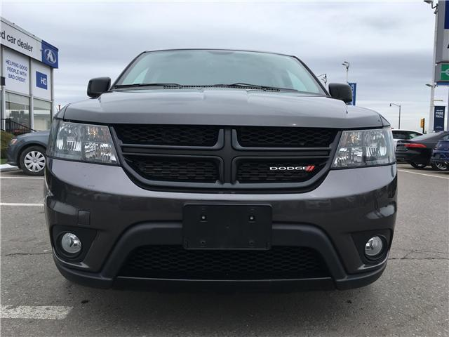2016 Dodge Journey SXT/Limited (Stk: 16-69361) in Brampton - Image 2 of 27